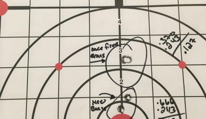 6mm Creedmoor Target