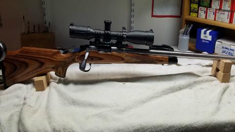 Damien L Rifle