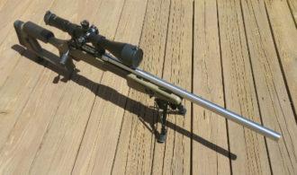 Bill J Rifle
