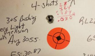 100 Yd target-1