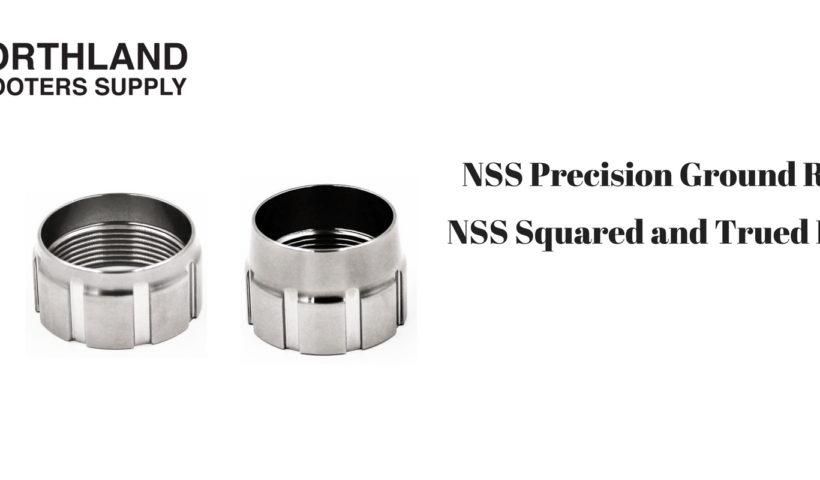 Precision ground recoil lug and squared and true barrel nut