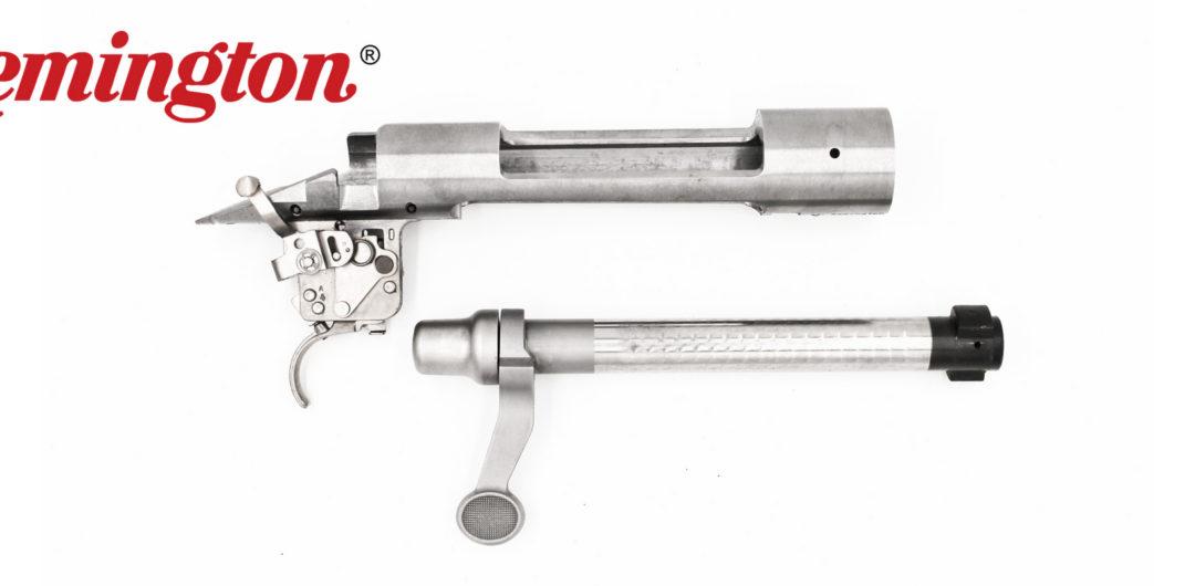 Remington Actions, Trued Remington 700 Actions and Factory Remington 700 Actions
