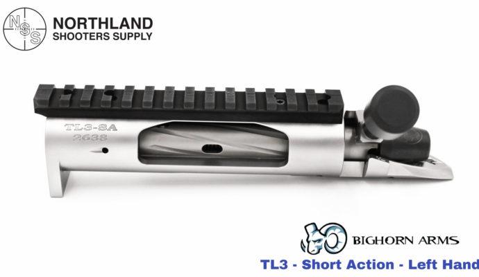 Bighorn TL3 - Short Action - Left Hand