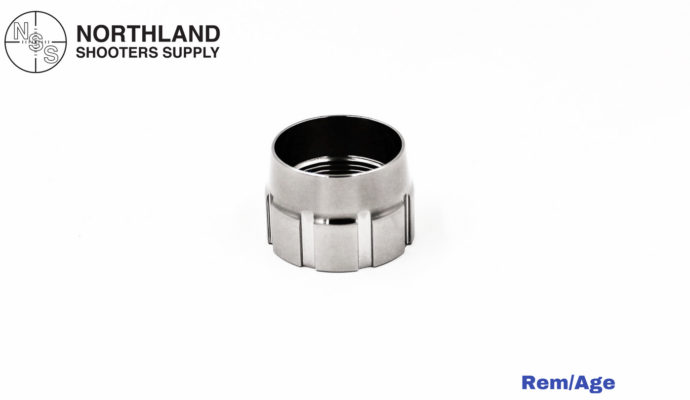 Northlan Shooters Supply Squared and Trued Remage Barrel Nut