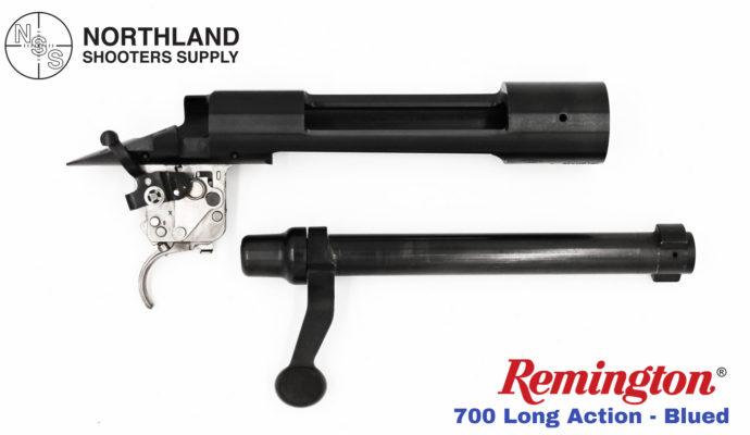 Remington 700 Long Action - Blued