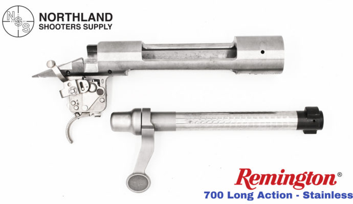 Remington 700 Long Action - Stainless