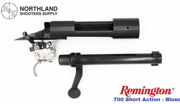 Remington 700 Short Action - Blued