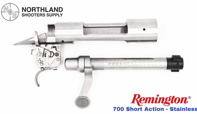 Remington 700 Short Action - Stainless