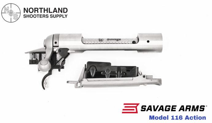 Savage Model 116 Action