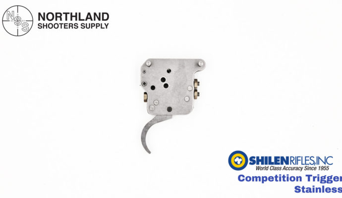 Shilen Competition Trigger - Stainless