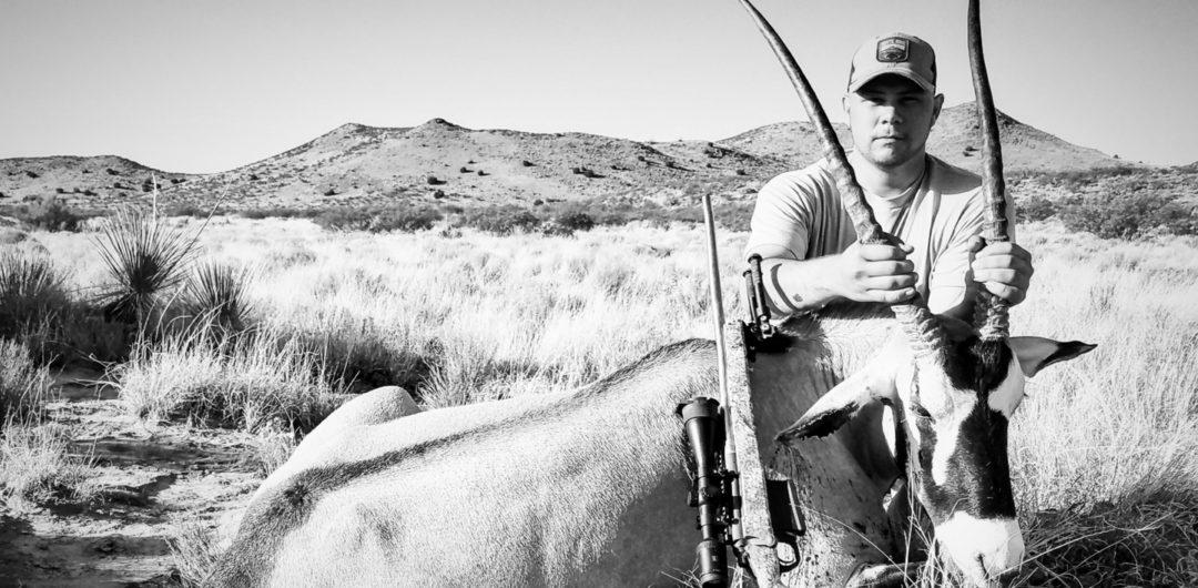 Matt W Oryx DIY Solo Hunt