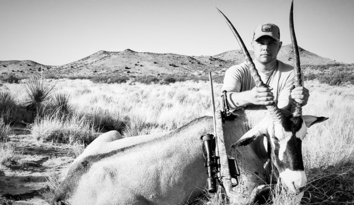 Matt W Oryx DIY Solo Hunt