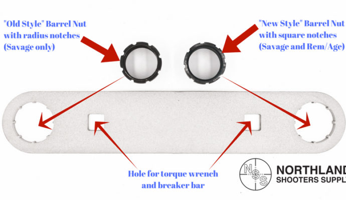 11 Inch Barrel Nut Wrench Explained