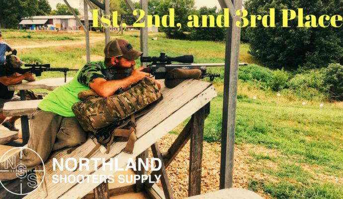 NSS Sponsored Shooting Team at Gadsden Shooting Center Shoot