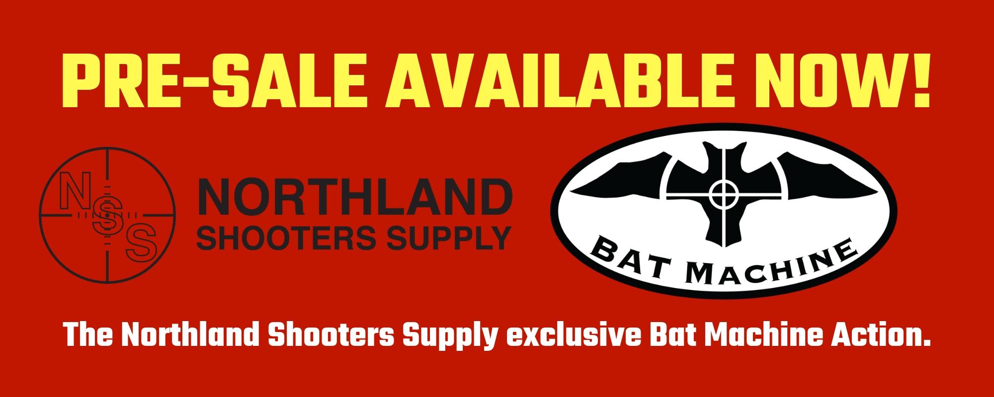 NSS Bat Action Pre-Sale