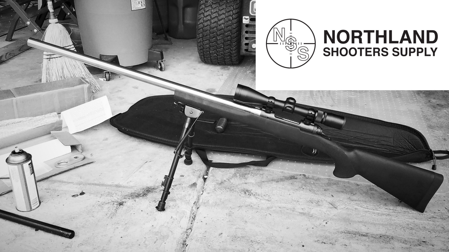 Ted F. of Indiana recent Shilen rifle build success