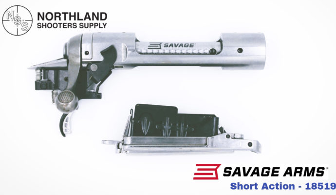 SAV-SHORT ACTION_NO FINISH_MAG BOX