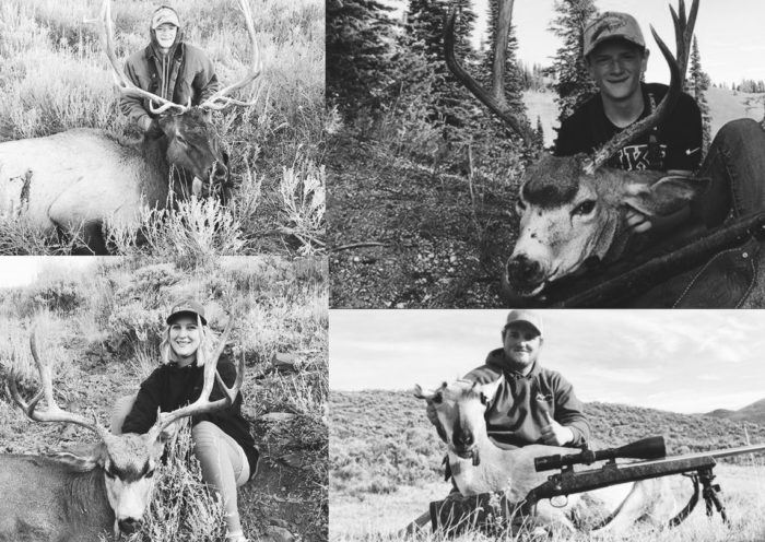 Weston N hunting success