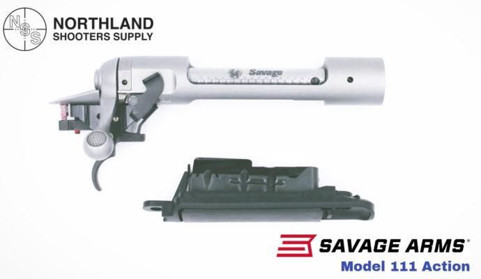 Savage Model 111 Action