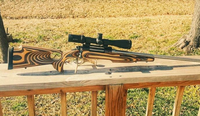Harold S Rifle Build