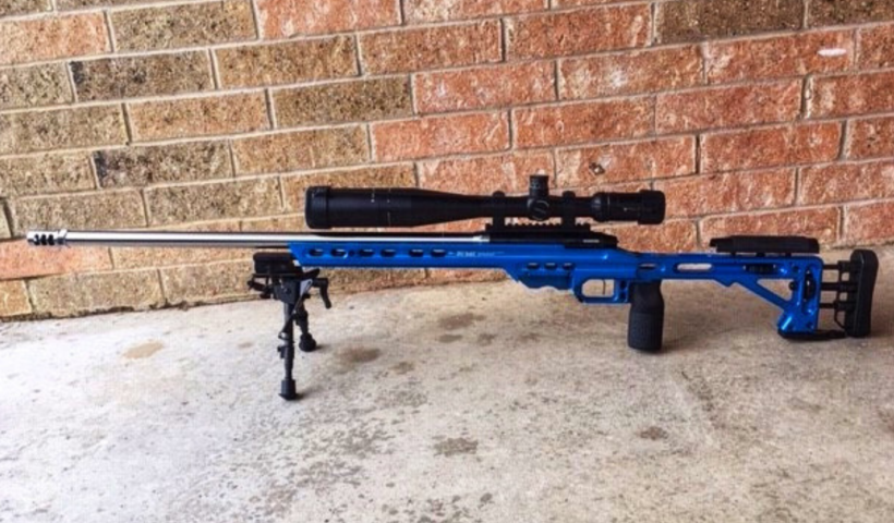 Gene R - 6.5 Creedmoor on a Bighorn Origin