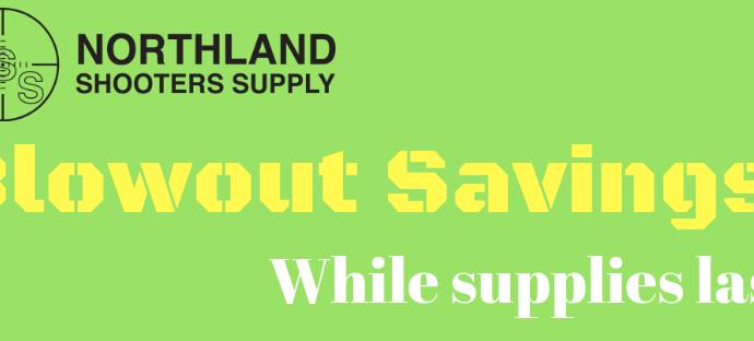 Blowout-Savings