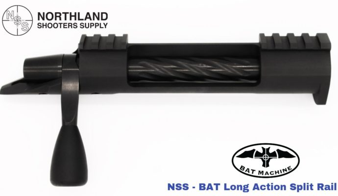 NSS BAT MACHINE LONG ACTION SPLIT RAIL