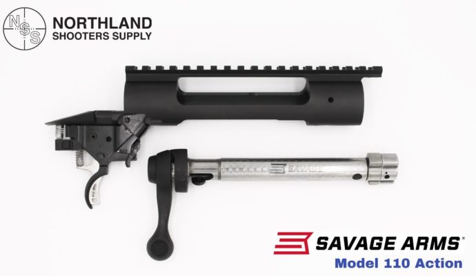 Savage Arms Model 10