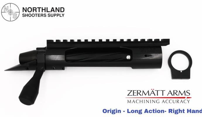 Zermatt Origin Right Hand Long Action