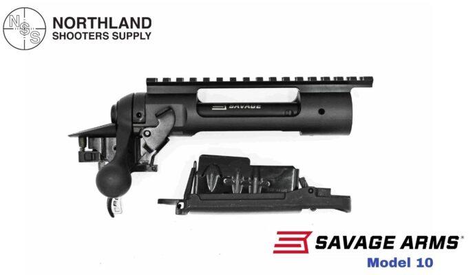 Savage Arms Model 10 W/ DBM