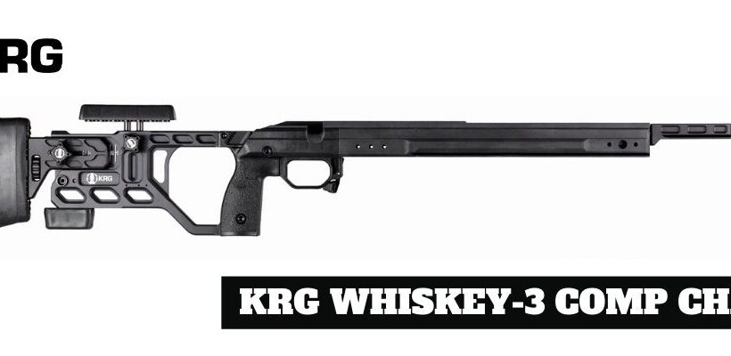 KRG WHISKEY-3 COMP CHASIS