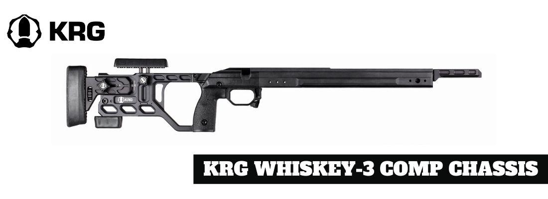 KRG WHISKEY-3 COMP CHASIS