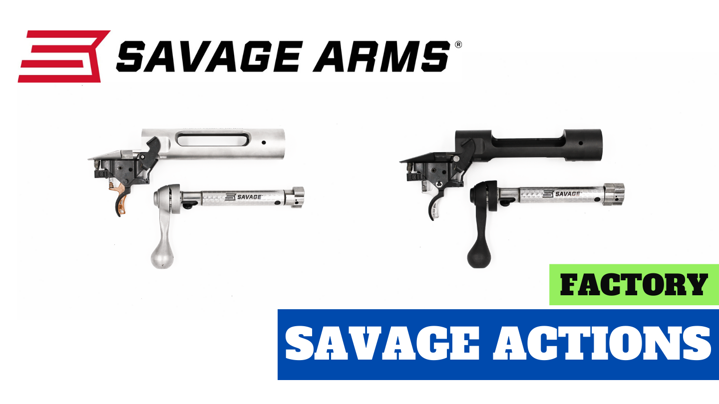 Northland Shooters Supply has Factory Savage Actions