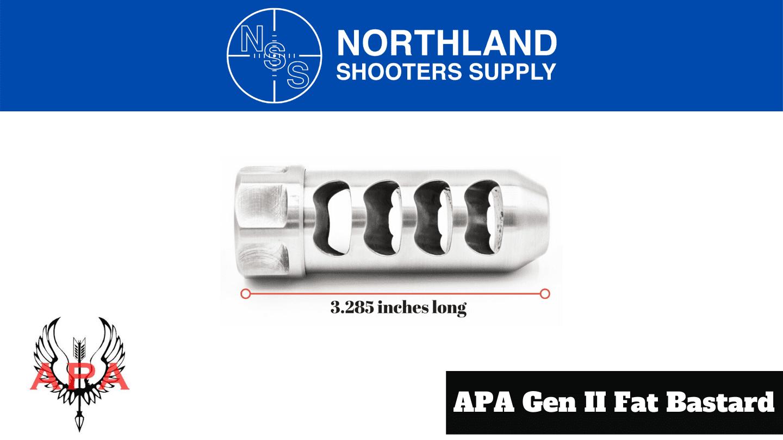 American Precision Arms GEN II Fat Bastard - Northalnd Shooters Supply