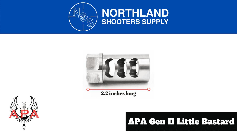 American Precision Arms GEN II Little Bastard - Northalnd Shooters Supply