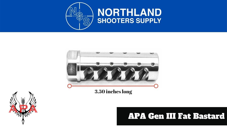 American Precision Arms GEN III Fat Bastard - Northland Shooters Supply