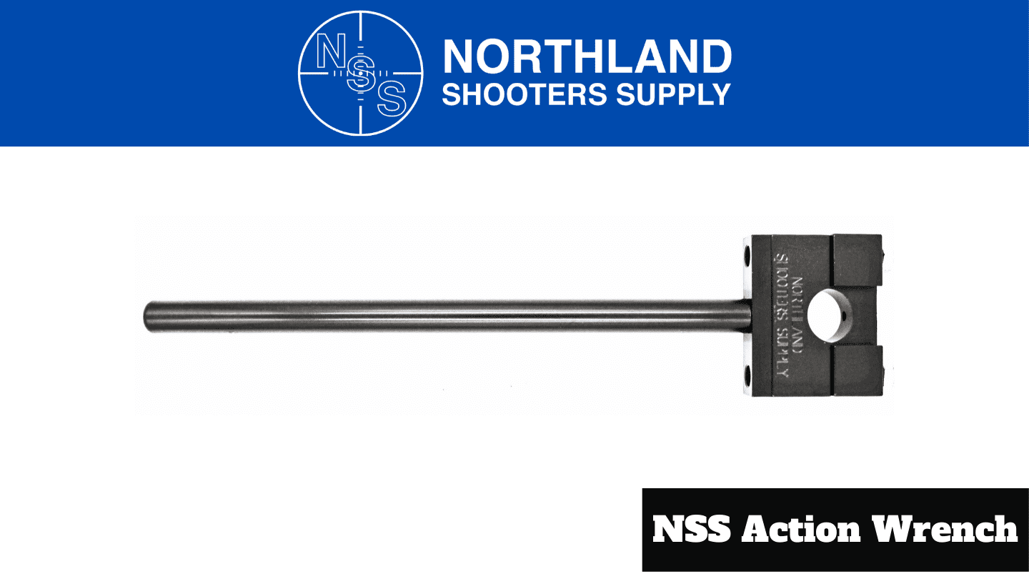 Northland Shooters Supply NSS Action Wrench