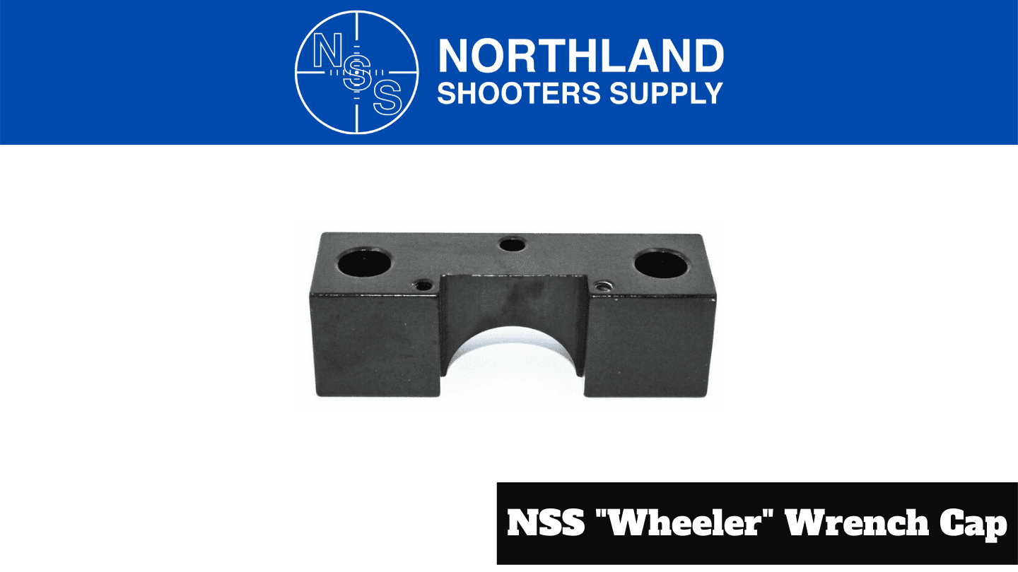 """Northland Shooters Supply NSS """"Wheeler"""" Wrench Cap"""
