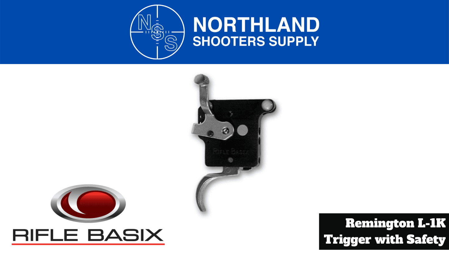 Northland Shooters Supply (NSS) has Rifle Basix Triggers.