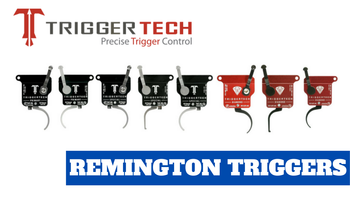 Northland Shooters Supply has TriggerTech Remington Triggers