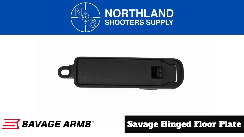 Savage Arms Hinged Floor Plate